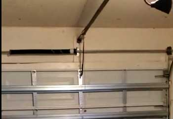 Garage Door Sensor Alignment - Apopka